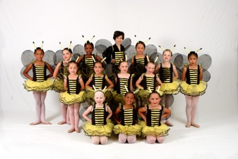 Recital 2012 Bumble Bees-1